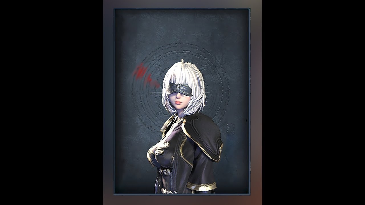 Blade and soul presets