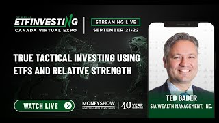 True Tactical Investing Using ETFs and Relative Strength