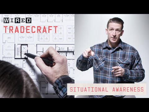 Retired Navy SEAL Explains How to Prepare for Dangerous Situations | Tradecraft | WIRED
