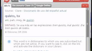 Definición de quisto