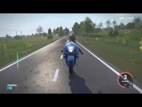 Ride 2 Suzuki Hayabusa 2015
