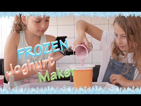 FROZEN Joghurt Maker im Test| Die Emmys