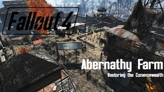 Minutemen Settlement Build - Abernathy Farm