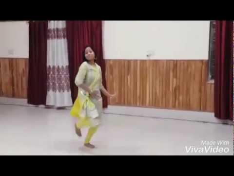 Thal Ki Bazar Dance on Kumaoni Song By Sonam Rawat