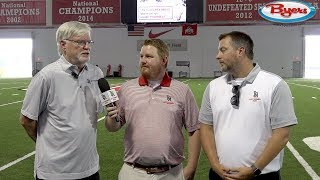 Lettermen Live: Analyzing Justin Fields, Ohio State depth chart decisions