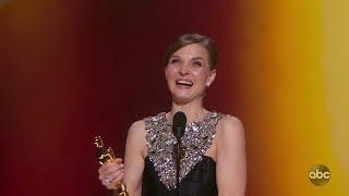 JOKER Accepts the Oscar for Original Score