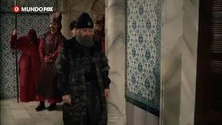 (EL SULTÁN)-capitulo 264/Suleyman defiende a selim y mata al lider de los jenizaros..