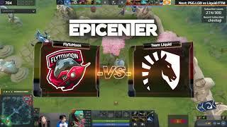 Team Liquid vs FlyToMoon Game 1 | Lower Bracket Finals l EPICENTER XL (Bo3)
