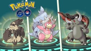 Donphan  - (Pokémon) - Evoluciones Segunda Generación #7 PHANPY SLOWKING SENTRET Pokémon GO - Keibron Gamer
