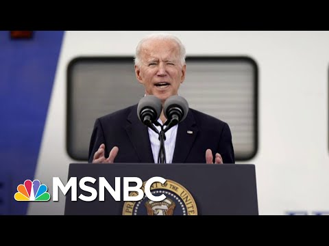 House To Vote On Biden Covid Aid Bill As CPAC Embraces Trump | The 11th Hour | MSNBC
