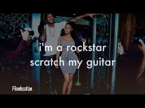 Nicki Minaj - Froze (Verse - Lyrics Video)