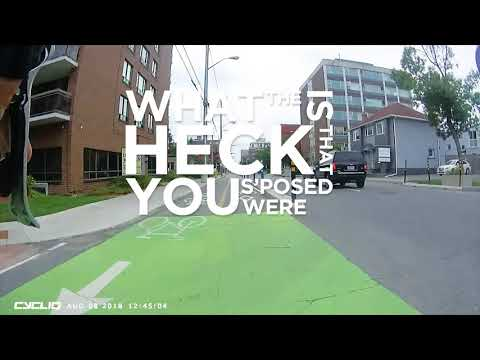 Cyclists Say the Darndest Things