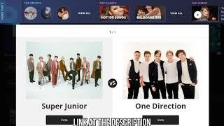 [Semifinals Result] Billboard Boy Band Battle 2020