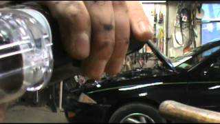 SilverStar zXe Headlight Bulb Installation/Review ***LOTS OF SWEARING***