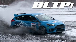 Ford Focus RS Drift Mode vs. Track Mode: Which Is Faster?