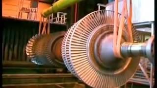 Accidente Montaje de Turbina de Gas