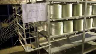Линия для производства композитной (стеклопластиковой, базальтопластиковой) арматуры ЛИСА-2