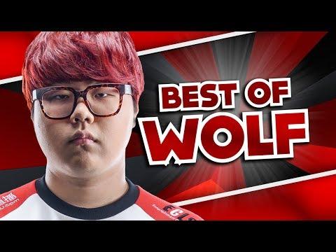 最猛輔助 SKT Wolf 精彩操作