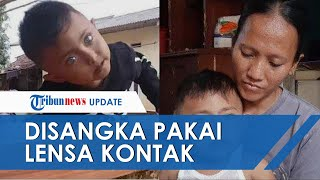 Balita di Bogor Bermata Biru, Ibu Sebut Alexi Punya Pengelihatan Lebih hingga Disangka Pakai Lensa