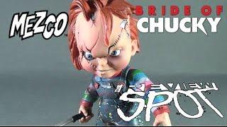 Collectible Spot - Mezco Toyz Bride of Chucky Vinyl Figure
