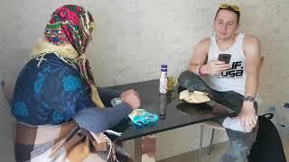 В гостях у БАБУШКИ! Прикол)) смешно до слез!!))Бабушка легкого поведения 2