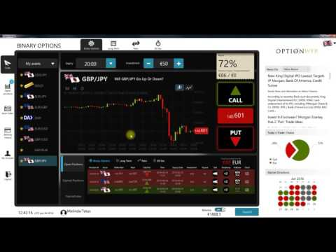 Binary options experts