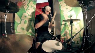 "Drum Cover ""All Time Low - A Love Like War"" by Otto from MadCraft"