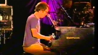 Ben Folds plays Summerstage, Central Park, New York City, 2004, complete live show