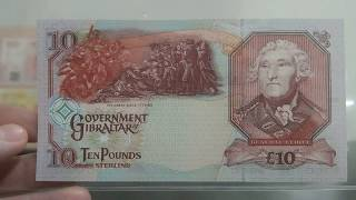 Gibraltar Pounds
