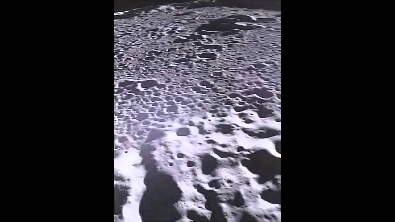 Watch NASA's Moon Spacecrafts Final Videos Before Crashing