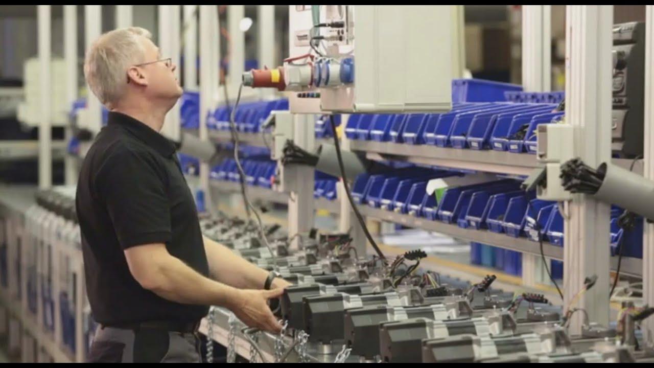 Motorisations industrielles Marantec