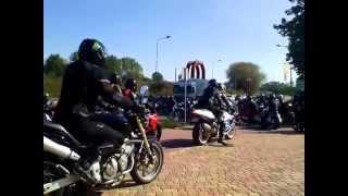 preview picture of video 'Zakończenie sezonu motocyklowego 2014 Częstochowa'