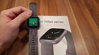 Review + Test zur Fitbit Versa Special Edition   SeppelPower