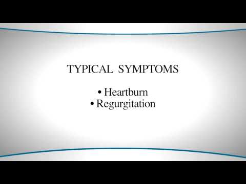 Video What symptoms are related to acid reflux and Barretts esophagus?