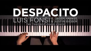 Luis Fonsi ft. Daddy Yankee & Justin Bieber - Despacito Remix | The Theorist Piano Cover