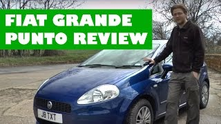 Fiat Grande Punto Review - Full detailed review, interior, exterior and driving