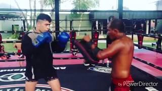 Жесткая тренировка в Тайланде