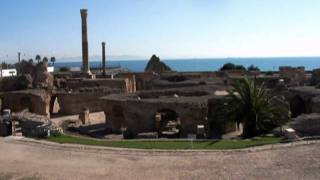 preview picture of video 'Carthage, Tunisia'