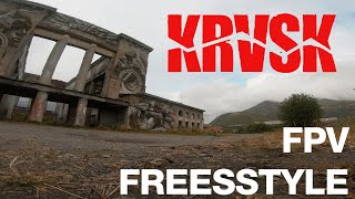 KRVSK fpv freestyle. railway st