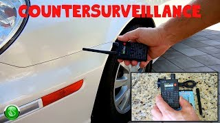 Easily Locate Hidden GPS Tracking Devices & Wireless Transmitters (Bugs)
