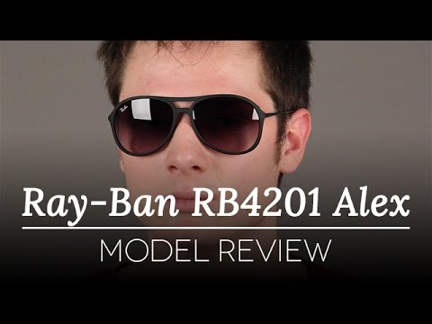 Ray-Ban RB4201 Alex Sunglasses Review