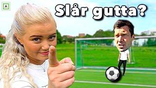 Kan Agnetesh Spille Fotball?