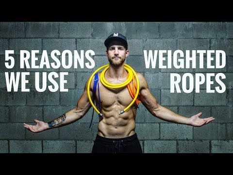 5 Reasons We Use Weighted Jump Ropes