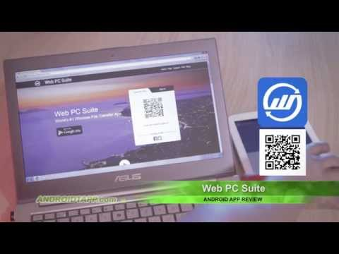 Video of Web PC Suite - File Transfer