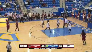 Arkansas 7A Girls State Basketball   Springdale vs. North Little Rock