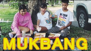 MAARTE SI SNOW?? | MUKBANG | Sy Talent Entertainment