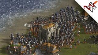 Cossacks 3 - 1 vs 6 IMPOSSIBLE AIs