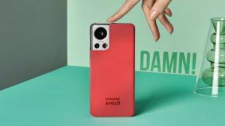 Samsung Galaxy S22 - AMD in ACTION