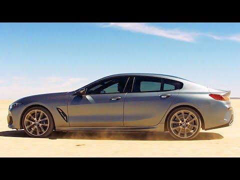 Bmw 8 Series Gran Coupe G16 Седан класса A - тест-драйв 1