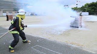 Eco-friendly Firefighting Foam
